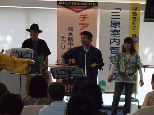 院長カメラファイル三原2010年9月26日豊年音頭