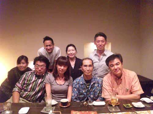 院長カメラファイル三原2010年9月26日前日の食事会